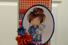 Paper Nest Dolls Stamps - Projects