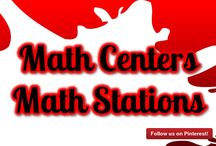 Math Centers / Math Centers & Math Stations help make fun!  Do you have a math center you'd like to share? Contact me to become a contributor on this board: http://mathfilefoldergames.com/contact