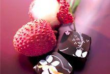 Chocolate recipes / Le chocolat, plaisir de chacun. Découvrez de fabuleuses recettes, mises en ambiance et photographies qui vont vous rendre accro !