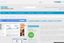 Consumer Complaints Script / Consumer complaints script is the great complaint posting script that enables you to build an effective scam and complaint posting site in any recess or services.