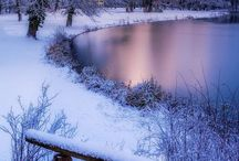 snow & winter