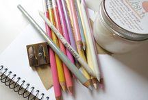Crafty Coloring tuts / Tutorials for prisma, pro markers, etc