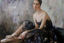 Dancers in Art