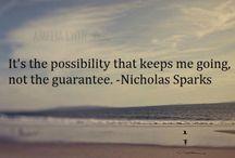 nicolas sparks quotes
