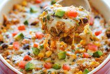Casseroles, Meat Pies & One Pot Meals