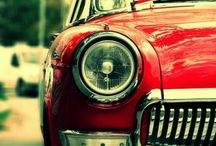 Old Cars..