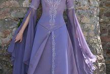celtic gowns