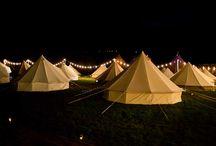 GLAMP WEDDINGS / Wedding accommodation