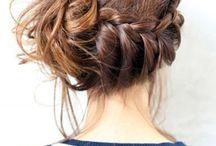 Hair / by Britny McElfresh