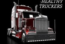 Healthy Trucking / Driving around all day makes it difficult to stay active. That doesn't mean there aren't steps you can take to stay healthy.