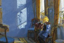 Ancher's home / Home of the artists, Anna Ancher - Michael Ancher - Helga Ancher