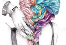 Kreslení Forever ♥