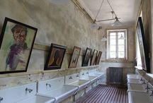 PINNING | Public toilet & RESTROOM