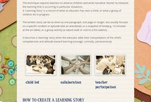 ece Learning stories