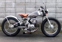 Motorcycles / About the motorcycles I like