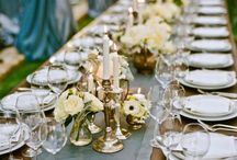 Table Settings  / by Rachel Zimmermann
