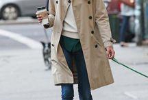 Simply STYLISH_Rainy days / Women's street style. Ideas to wear on rainy days / by AIAM