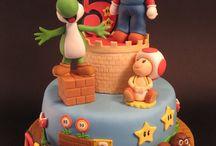 Torte compleanno / Torte decorate