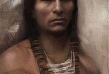 Indios / todo lo que me gusta de los indios y sus constumbres