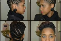 Hair / by Suzette