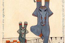 Yoga / Paixão pela meditação