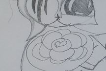 Flower clan(Board) / Draw your own warrior cat oc  YOU CAN DRAW :Leaders :Deputy's  :Elders :Warriors :Apprentices  :Kits :Queens  : Medicine cats :Loners :Roughs : Kitty pets DON'T COPY ANYONE'S ELSE ARE I WILL KICK YOU OUT I MEAN IT AND NO BEING MEAN AND JUDGEING OTHER ART!!!