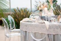 Pale Grey Wedding
