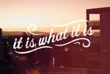 it is what it is :)