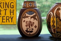 Talking earth pottery
