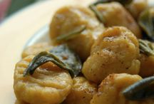 Ricette: Gnocchi & gnocchetti di patate / Recipe: Gnocchi & potato dumplings