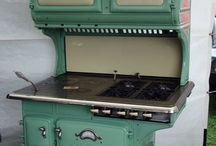 Old Stoves / by Rhonda Hicken