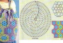 Crochet - Bolsos