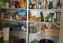 kitchen pantry project