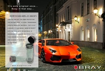 Bray Aventador City Ad