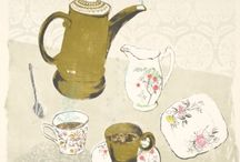 Tea and cake / by Kirstie Ward-Cookman