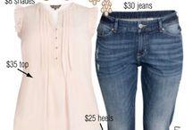 Moda Tallas Grandes / Pluss