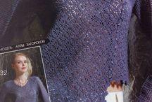 blusa crochet hermosa
