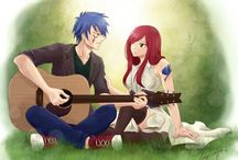 Fairy Tail / Couple
