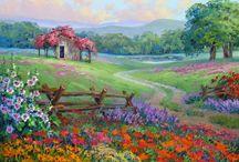 Landscape daytime