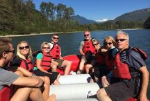 TRIAD RIVER TOURS / http://triadrivertours.com/wenatchee-river-whitewater-rafting