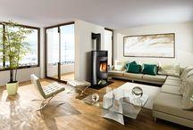 Poele à bois et chaleur douce / Qu'il soit design, contemporain ou encore classique, le poêle à bois vous permet d'apporter une chaleur douce et agréable à votre intérieur. Esthétique et écologique, il peut s'intégrer en toute simplicité à tout type d'intérieur. Alors, pour plus de renseignements, renseignez-vous auprès d'un conseiller Batinéa