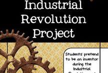Industrial Revolution-Great Depression / Homeschool curriculum ideas