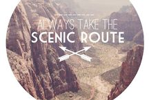 To Inspire Your Explorations / Words, quotes and images to inspire exploring