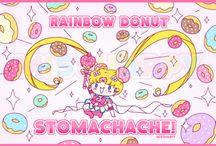 Kawaii Artists / Cute artwork and illustrations