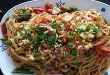 THAI NOODLES / NO MEAT