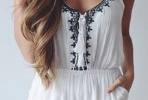 Summer & spring outfits