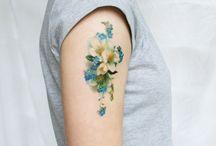 green . tatooo .