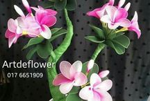 스타킹 꽃