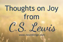C. S. Lewis / C. S. Lewis quotes