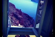 Santorini! / by Anu Rao